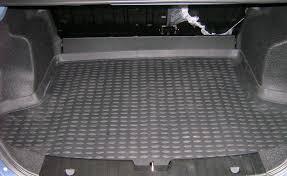 Как выбрать коврик в багажник